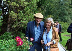 Uspešen dan z žlahtniteljem vrtnic Thomasom Prollom