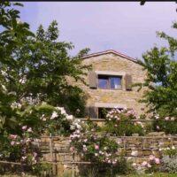 Vrt v Ocizli
